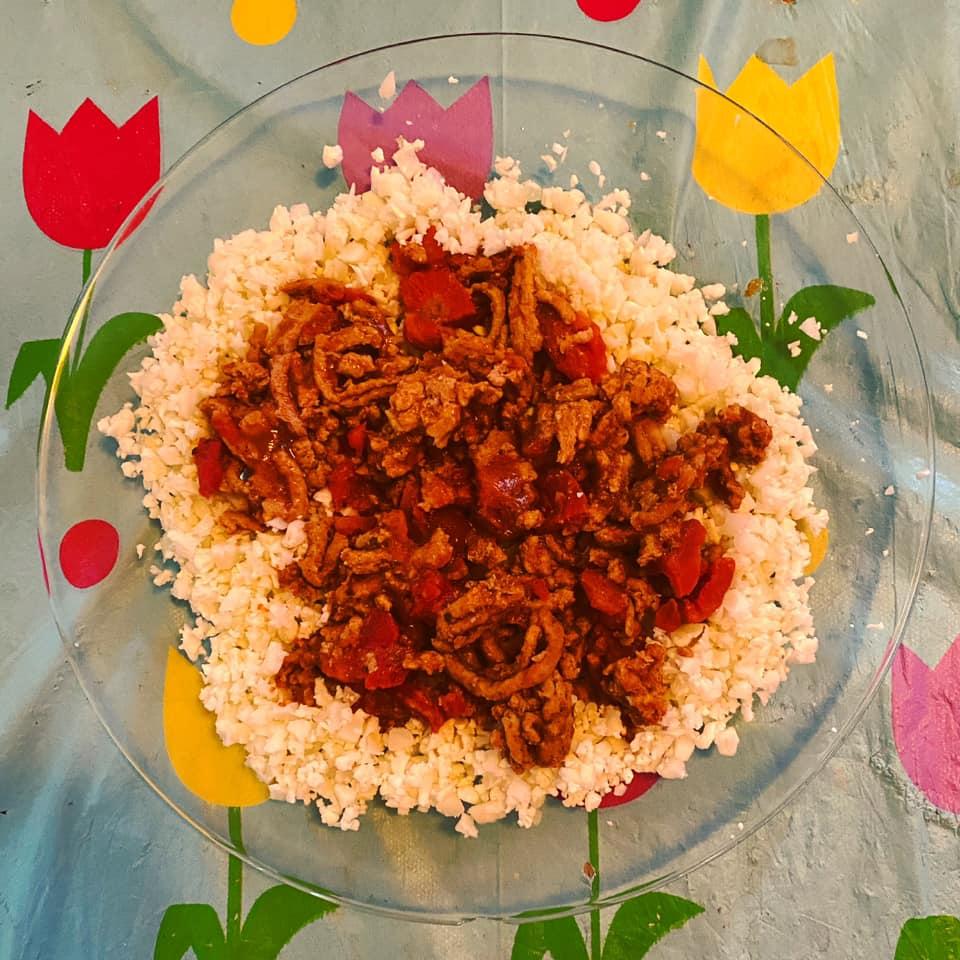 Healthy Turkey Goulash